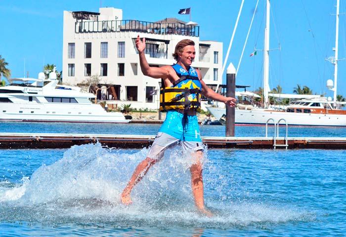 Dolphins Swim & Ride in Los Cabos