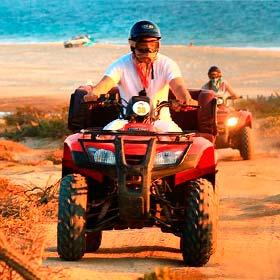 ATV Tours in Los Cabos