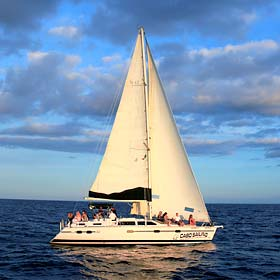 Private Sailing Boats in Los Cabos