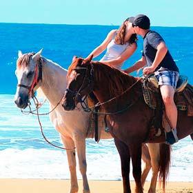 Horseback riding Migriño & Corridor in Los Cabos