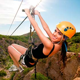 ZipLine - Canopy Tours in Los Cabos