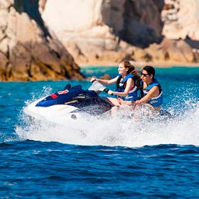Wave Runners in Los Cabos