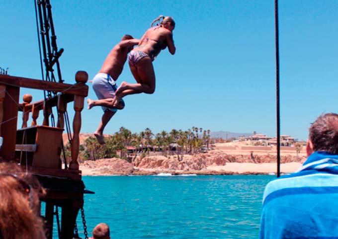 Snorkeling Tours Cabo San Lucas - Prirate Ship Cruise