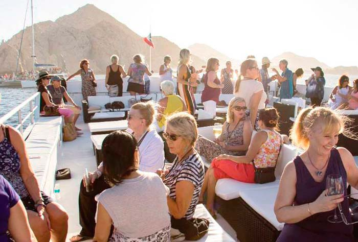 Premium Sunset Cruise in a Luxury Catamaran - Adults Only - Cabo San Lucas