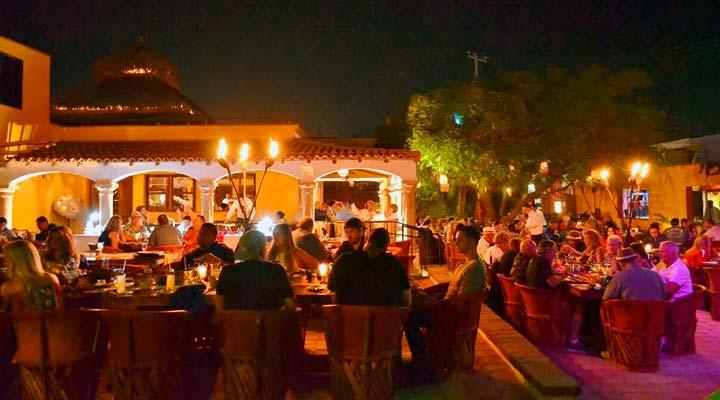 Maria Corona Restaurant Cabo San Lucas