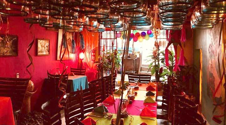 Maria Jimenez Restaurant Cabo San Lucas