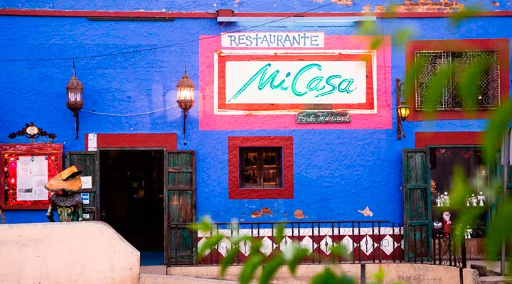 Mi Casa Restaurant Cabo San Lucas