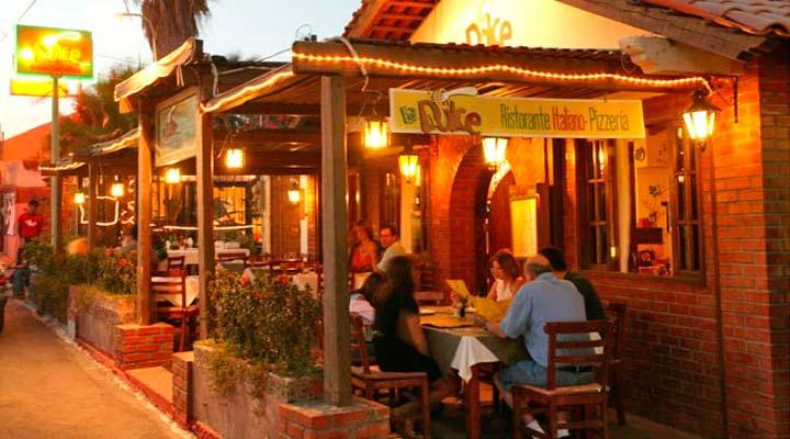 La Dolce Restaurant Cabo San Lucas