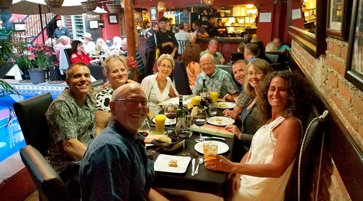 Salvatores - Italian Restaurant Cabo San Lucas