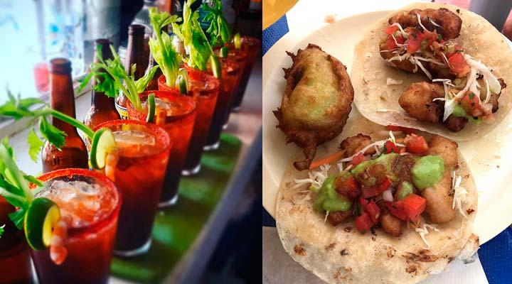 Tacos y Mariscos El Sinaloense Restaurant Todos Santos
