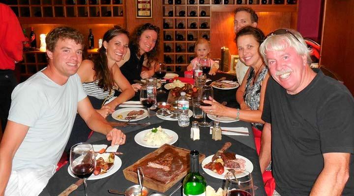 La Pampa Restaurant Cabo San Lucas