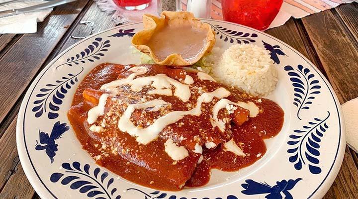 Los Adobes Restaurant Todos Santos