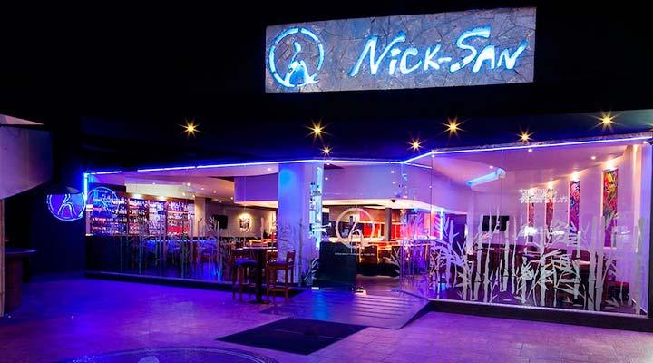 Nicksan Restaurant Cabo San Lucas