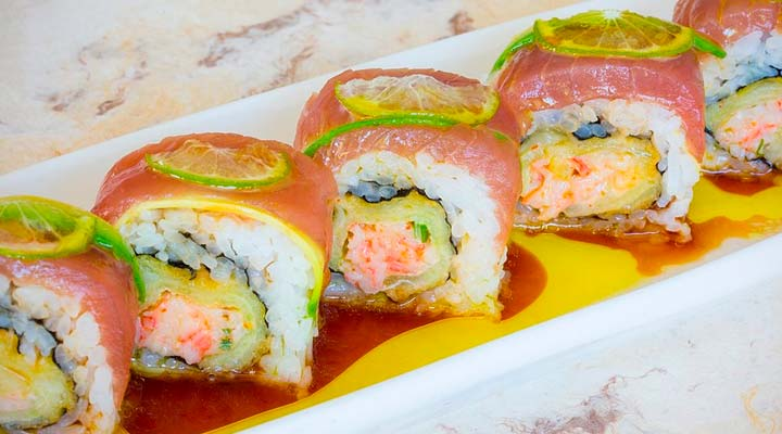 Japanese Sushi Best Restaurants in Cabo San Lucas