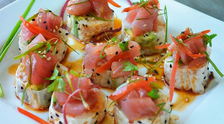 Best Restaurants in San Jose del Cabo - Japanese food - Sushi