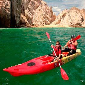 Land's End kayak & Snorkel Tour l Tours and Activities in Cabo San Lucas
