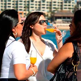 Premium Sunset Cruise to the Arch l Tours and Activities in Cabo San Lucas