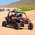 Migriño Desert & Beach Razor Tour