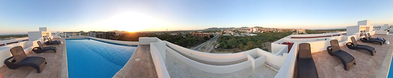 360 Rooftop View