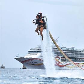 X-JetPack in Cabo San Lucas - Rentals