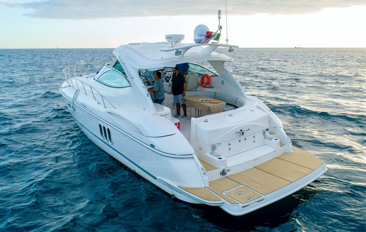 Private Yacht 52 ft