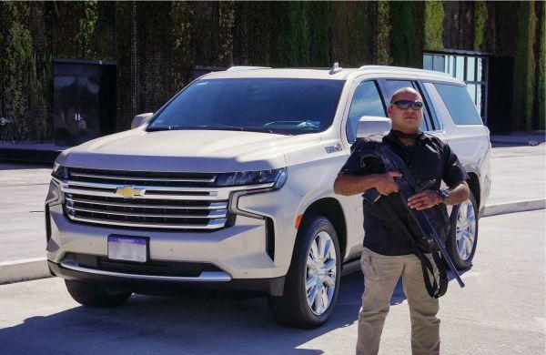 Bodyguard Services - Close Protection